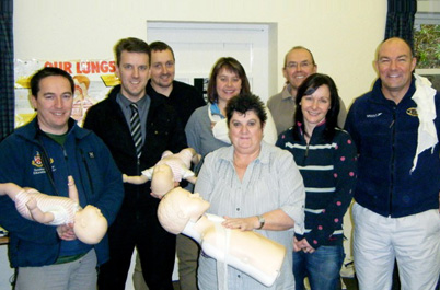 HSE First Aid Courses, Dalton Training